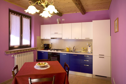 Cucina-Appartamento-Belvedere